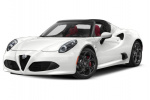 Alfa Romeo Alfa Romeo 4C Spider rims and wheels photo