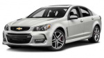 Chevrolet SS rims and wheels photo