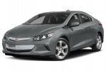 Chevrolet Volt rims and wheels photo