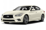 Infiniti Q50 Hybrid rims and wheels photo