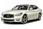 Infiniti Q70L rims and wheels photo