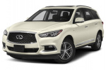 Infiniti QX60 rims and wheels photo