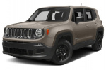 Jeep Renegade rims and wheels photo