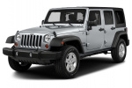 Jeep Wrangler JK Unlimited rims and wheels photo