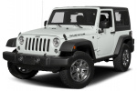 Jeep Wrangler JK rims and wheels photo