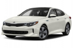 Kia Optima Hybrid rims and wheels photo