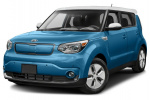 Kia Soul EV rims and wheels photo