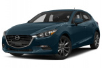 Mazda 3 rims and wheels photo