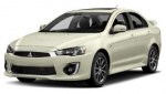 Mitsubishi Lancer rims and wheels photo