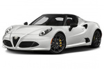 Alfa Romeo 4C Spider rims and wheels photo