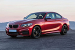 BMW M240 rims and wheels photo