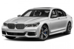 BMW M760 rims and wheels photo