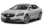 Buick LaCrosse rims and wheels photo