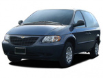 Chrysler  Voyager rims and wheels photo