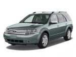 Ford  Taurus X rims and wheels photo