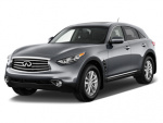 Infiniti  FX35 rims and wheels photo