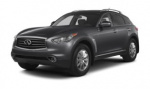 Infiniti  FX37 rims and wheels photo