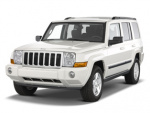Jeep  Commander rims and wheels photo