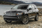Jeep Compass X rims and wheels photo