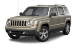 Jeep Patriot rims and wheels photo