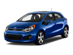 Kia  Rio5 rims and wheels photo