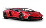 Lamborghini Aventador rims and wheels photo