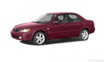 Mazda  Protege rims and wheels photo