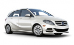 Mercedes-Benz B-Class rims and wheels photo