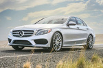 Mercedes-Benz C-Class rims and wheels photo
