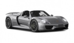 Porsche 918 Spyder rims and wheels photo