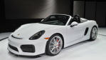 Porsche Boxster rims and wheels photo