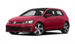 Volkswagen GTI rims and wheels photo